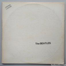 Discos de vinilo: BEATLES -WHITE ALBUM - 2LP. Lote 260637570