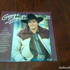 Discos de vinilo: GEORGE STRAIT LP GREATEST HITS USA.. Lote 260638540