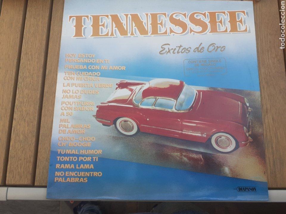 LP DE TENNESSEE ÉXITOS DE ORO COMO NUEVO (Música - Discos - LP Vinilo - Grupos Españoles de los 90 a la actualidad)