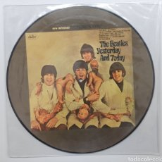 Discos de vinilo: BEATLES - YESTERDAY AND TODAY - LP. Lote 260651765