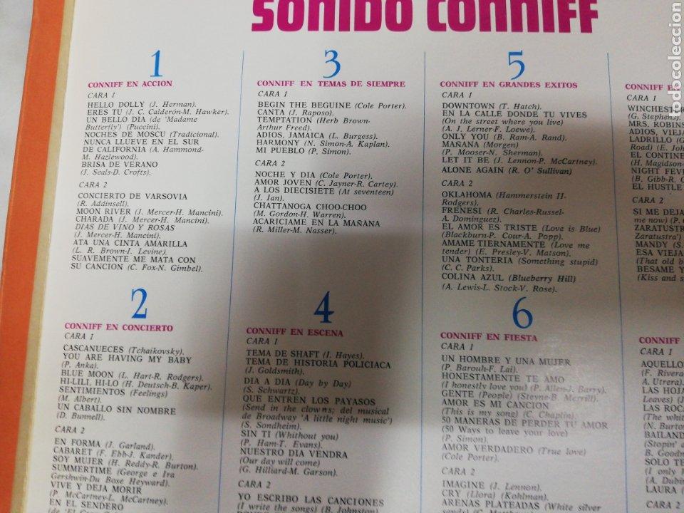 Discos de vinilo: Ray conniff Sonido conniff 8 lps - Foto 4 - 260674805