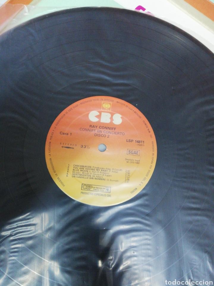 Discos de vinilo: Ray conniff Sonido conniff 8 lps - Foto 8 - 260674805
