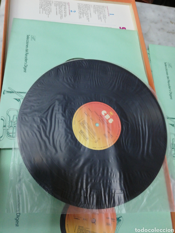 Discos de vinilo: Ray conniff Sonido conniff 8 lps - Foto 11 - 260674805