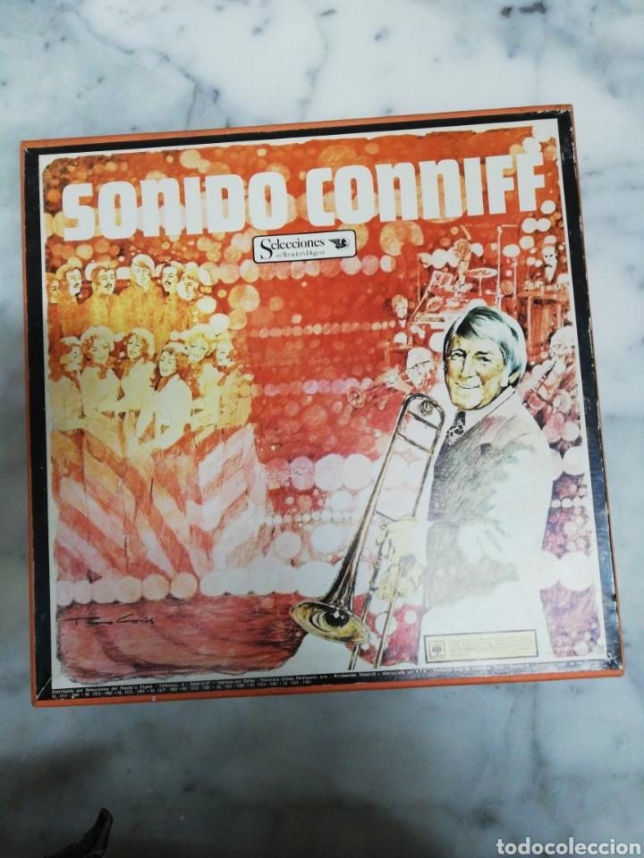 RAY CONNIFF SONIDO CONNIFF 8 LPS (Música - Discos - Singles Vinilo - Cantautores Internacionales)
