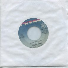 Discos de vinil: CHUCK BERRY / MY DING-A-LING / LET'S BOOGIE (SINGLE CHESS 1972 USA). Lote 260715955