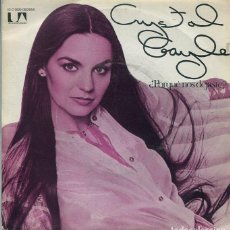 Discos de vinilo: CRYSTAL GAYLE / WHY HAVE YOU LEFT THE ONE ... / WAYWARD WIND (SINGLE UA 1979). Lote 260722540
