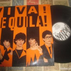 Discos de vinil: TEQUILA – VIVA! TEQUILA! - ( 1980 - ZAFIRO ZL-320 -) OG ESPAÑA. Lote 260723720