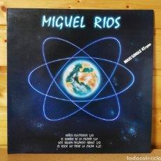 """Discos de vinilo: 12"""" MAXISINGLE PROMOCIONAL MIGUEL RIOS. Lote 260724775"""