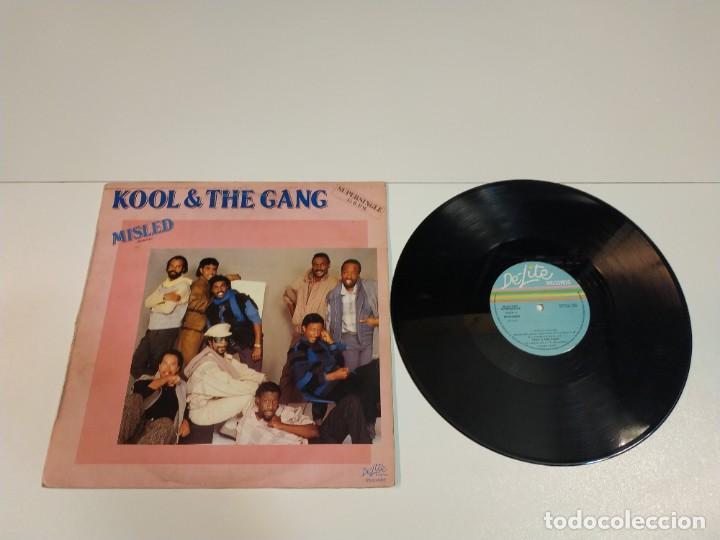 0521- KOOL & THE GANG PERDIDA SPAIN 1984 SUPER -SINGLE POR G+ DIS G+ (Música - Discos - LP Vinilo - Otros estilos)