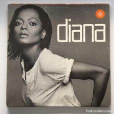 Discos de vinilo: DIANA ROSS – DIANA SCANDINAVIA,1980 MOTOWN. Lote 260748755