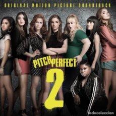 Discos de vinilo: PITCH PERFECT 2 * LP 180G USA * ORIGINAL MOTION PICTURE SOUNDTRACK * RARE * PRECINTADO!!!. Lote 260749445