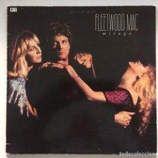 Discos de vinilo: FLEETWOOD MAC – MIRAGE GERMANY,1982 WARNER BROS RECORDS. Lote 260751035