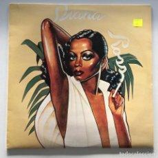 Discos de vinilo: DIANA ROSS – ROSS SCANDINAVIA,1978 MOTOWN. Lote 260770725