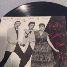 Discos de vinilo: ROCKY SHARPE & THE REPLAYS.**RAMA LAMA DING DONG*WHEN THE CHIPS ARE DOWN**. Lote 260772585