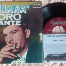 Discos de vinilo: PEDRO INFANTE. Lote 260778050