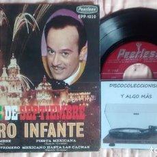 Discos de vinilo: PEDRO INFANTE. Lote 260778185