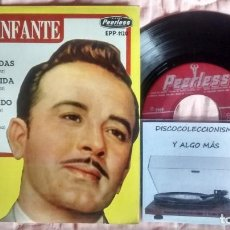 Discos de vinilo: PEDRO INFANTE. Lote 260778255