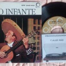 Discos de vinilo: PEDRO INFANTE. Lote 260779855