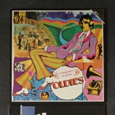 Disques de vinyle: LP LOTE VINILOS THE BEATLES - A COLLECTION OLDIES + THE BEATLES' FIRST! RECORDED IN HAMBURG 1961. Lote 260795760
