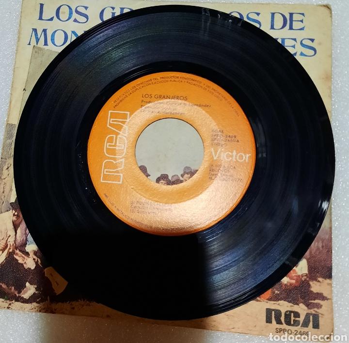 Discos de vinilo: Los granjeros de montaña cardones - pena vieja / si pudiera nacer - Foto 2 - 260799560