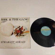 Disques de vinyle: 0521- KOOL & THE GANG TODO RECTO SUPER SINGLE VINILO POR G DIS G SPAIN 1984. Lote 260800555