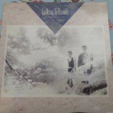 Discos de vinilo: LP LA DAMA SE ESCONDE LA TIERRA DE LOS SUEÑOS. Lote 260803465
