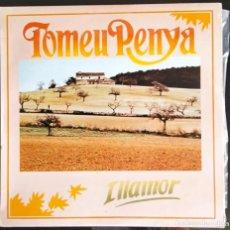 """Discos de vinilo: DISCO LP VINILO """"ILLAMOR"""" DE TOMEU PENYA, 1985.. Lote 260811110"""