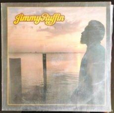 """Discos de vinilo: DISCO LP VINILO """"SUNRISE"""" DE JIMMY RUFFIN, 1980.. Lote 260814350"""