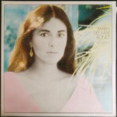 """Discos de vinilo: DISCO LP VINILO """"SEMPRE"""" DE MARIA DEL MAR BONET, 1981.. Lote 260816240"""