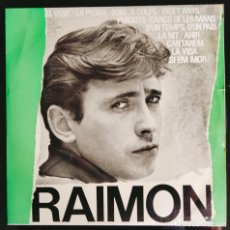 Discos de vinilo: DISCO LP VINILO ANTOLOGIA DE RAIMON, 1964.. Lote 260817945