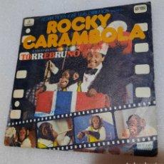 Discos de vinilo: TORREBRUNO - ROCKY CARAMBOLA. Lote 260820680