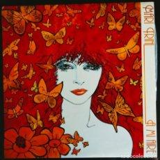 """Discos de vinilo: DISCO LP VINILO """"A MI AIRE"""" DE MARI TRINI, 1979.. Lote 260830205"""