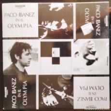 """Discos de vinilo: DISCO LP VINILO DOBLE DIRECTO """"PACO IBAÑEZ EN EL OLIMPIA"""", 1972.. Lote 260831005"""