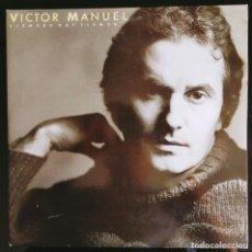 """Discos de vinilo: DISCO LP VINILO DOBLE """"PARA LA TERNURA SIEMPRE HAY TIEMPO"""" DE VÍCTOR MANUEL Y ANA BELÉN, 1986.. Lote 260831510"""