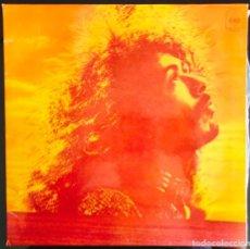 """Discos de vinilo: DISCO LP VINILO """"CARLOS SANTANA Y BUDDY MILES EN DIRECTO"""", 1972.. Lote 260833975"""