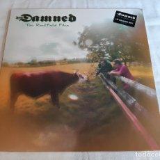 Discos de vinilo: THE DAMNED -THE ROCKFIELD FILES- (2020) LP DISCO VINILO. Lote 260834520