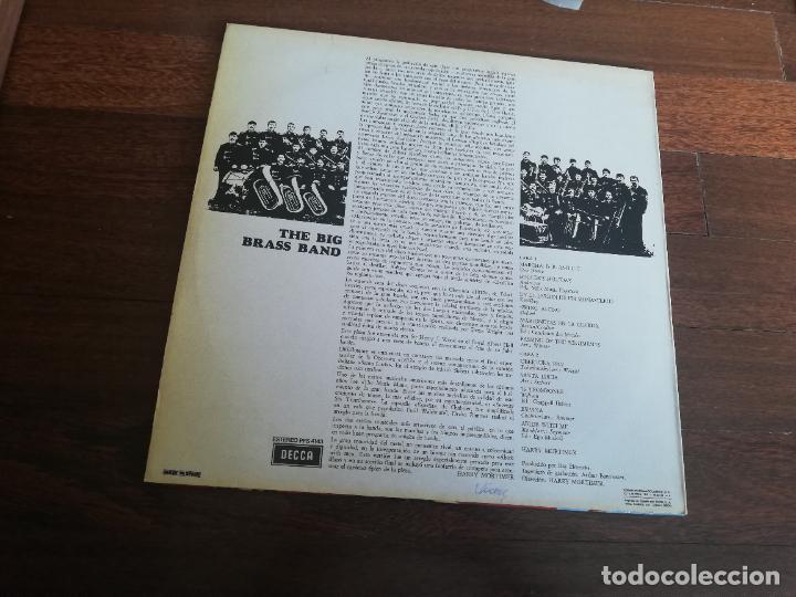 Discos de vinilo: The big brass band-lp - Foto 2 - 260851695