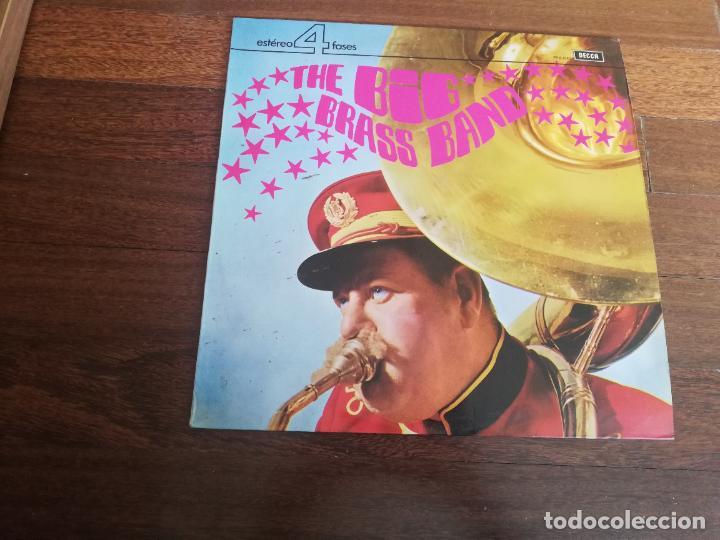 THE BIG BRASS BAND-LP (Música - Discos - LP Vinilo - Orquestas)