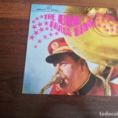 Discos de vinilo: THE BIG BRASS BAND-LP. Lote 260851695