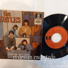 Dischi in vinile: THE BEATLES. EP FRANCÉS. STRAWBERRY FIELDS FOREVER-AND YOUR BIRD CAN SING-PENNY LANE-..... Lote 260857615