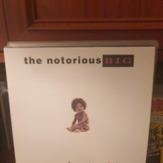 Discos de vinilo: NOTORIOUS BIG / READY TO DIE / NOT ON LABEL. Lote 260858650