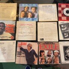 Discos de vinilo: VINILOS AÑOS 70. Lote 260868860