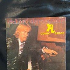 Discos de vinilo: RICHARD CLAYDERMAN. Lote 260870545
