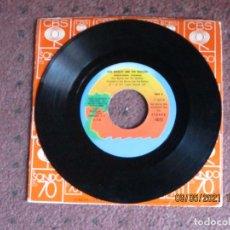 Discos de vinilo: BOB MARLEY & THE WAILERS - IMPROVISANDO - SINGLE - SPAIN - ISLAND RECORDS - L -. Lote 261105545