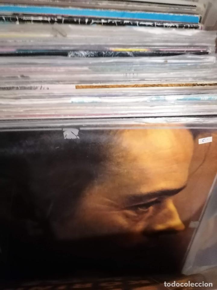 Discos de vinilo: gran caja de discos lote de 105 discos varios estilos todos LP - Foto 4 - 261105850