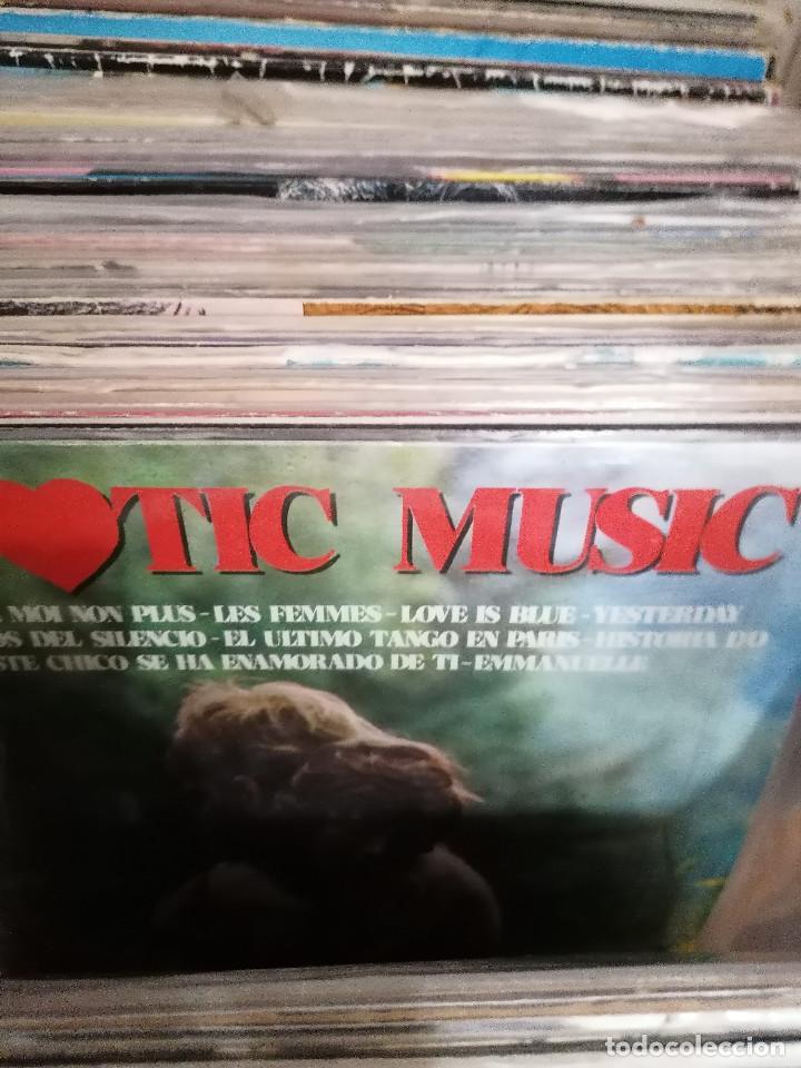 Discos de vinilo: gran caja de discos lote de 105 discos varios estilos todos LP - Foto 5 - 261105850