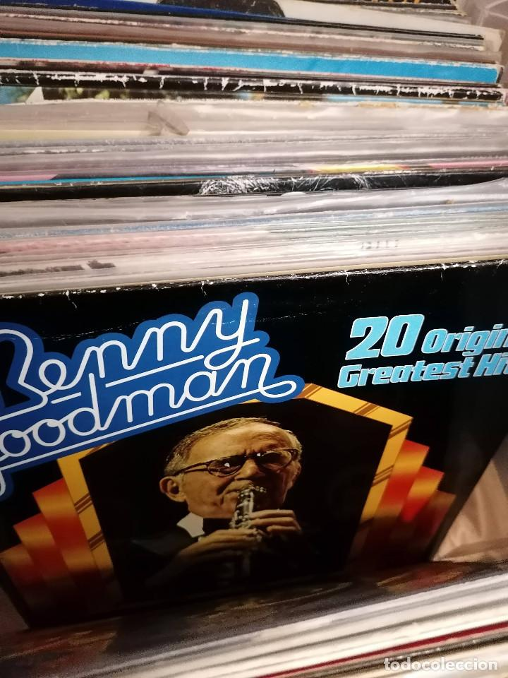 Discos de vinilo: gran caja de discos lote de 105 discos varios estilos todos LP - Foto 12 - 261105850
