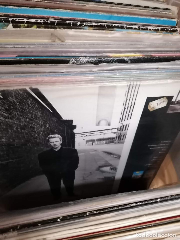 Discos de vinilo: gran caja de discos lote de 105 discos varios estilos todos LP - Foto 13 - 261105850