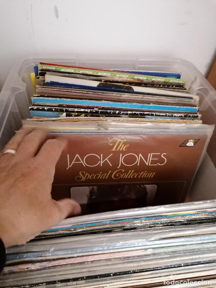 Discos de vinilo: gran caja de discos lote de 105 discos varios estilos todos LP - Foto 21 - 261105850