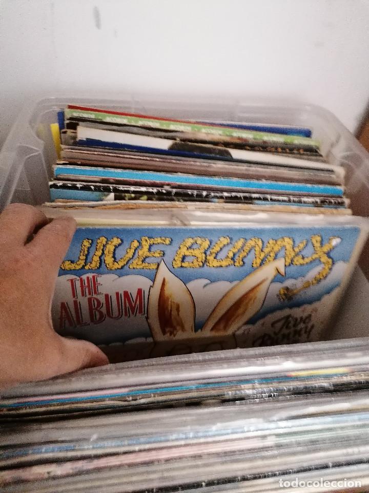 Discos de vinilo: gran caja de discos lote de 105 discos varios estilos todos LP - Foto 23 - 261105850